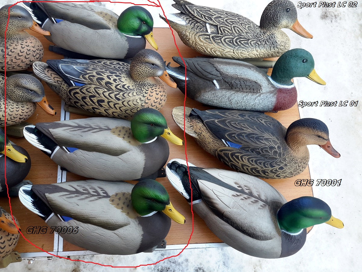 Кряква селезень GreenHead Gear 70001
