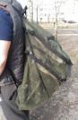 Сетка -рюкзак М2 из сетки со стяжными ремнями для переноски 24 чучел уток