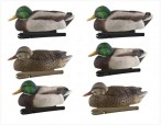 8059 Avian-X rjvgktrn полноразмерных чучел кряквы - Late Season Topflight Mallards