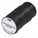 80200 Avery GHG Quick-Fix Decoy Cord-200' корд чёрный, синтетический для оснастки чучалок якорями, 62 м на катушке