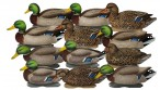 Кряква 76117 Avery GreenHead Gear Pro-Grade XD Series Mallards-Harvester 12-Pack - комплект из 12 штук
